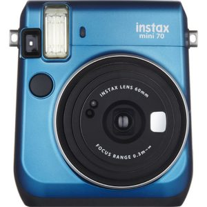 دوربین فوجی Fujifilm instax mini 70 Instant Film Camera Blue