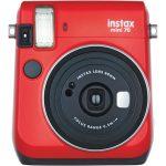 دوربین چاپ فوری فوجی instax mini70 Red