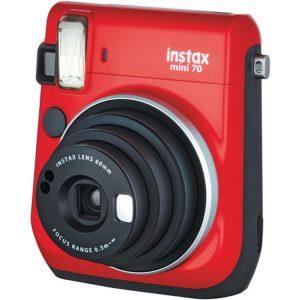 دوربین فوجی Fujifilm instax mini 70 Instant Film Camera Red