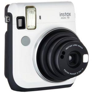 دوربین فوجی Fujifilm instax mini 70 Instant Film Camera White