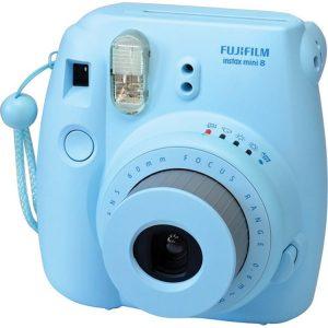 دوربین چاپ فوری فوجی instax mini 8 Blue