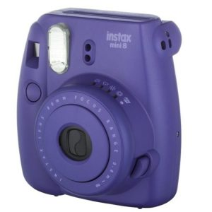 دوربین چاپ فوری فوجی instax mini 8 Grape