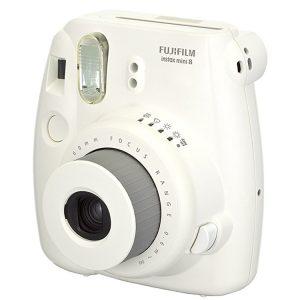 دوربین چاپ فوری فوجی instax mini 8 white