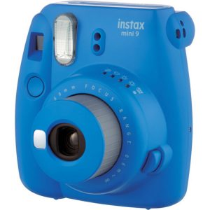 دوربین فوجی Fujifilm instax mini 9 Instant Film Camera Cobalt Blue