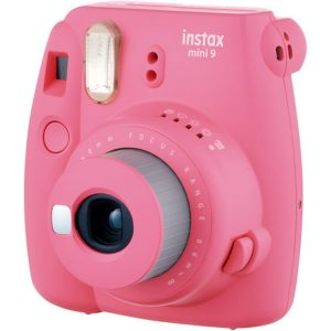 دوربین فوجی Fujifilm instax mini 9 Instant Film Camera Flamingo Pink