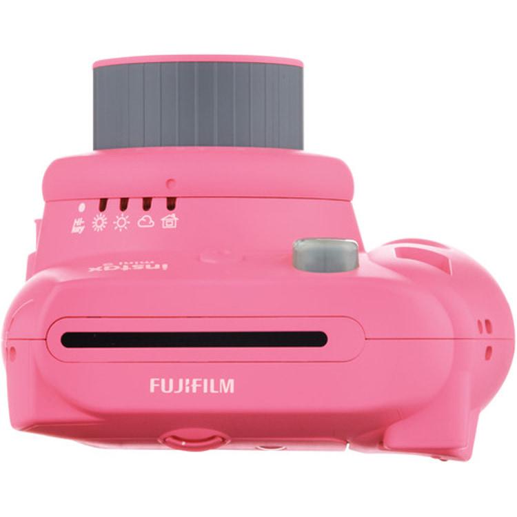 دوربین چاپ فوری فوجی instax mini9 Flamingo Pink