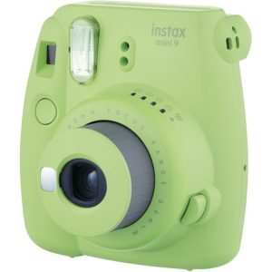 دوربین فوجی Fujifilm instax mini 9 Instant Film Camera Lime Green