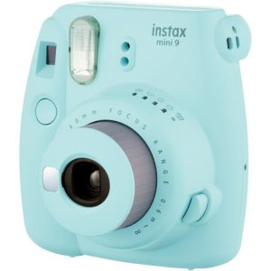 دوربین عکاسی چاپ سریع فوجی Fujifilm instax mini 9 Instant Film Camera Ice Blue