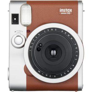 دوربین چاپ فوری فوجی instax mini90 Brown