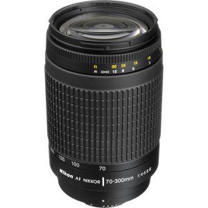 لنز نیکون AF Zoom-NIKKOR 70-300mm f/4-5.6G
