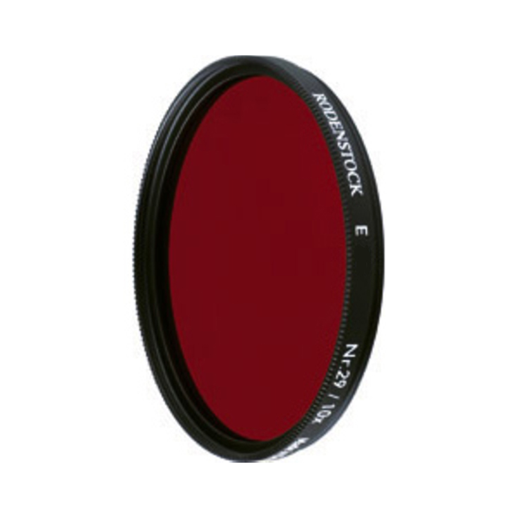 فیلتر Rodenstock Red Dark 29 Filter 72mm