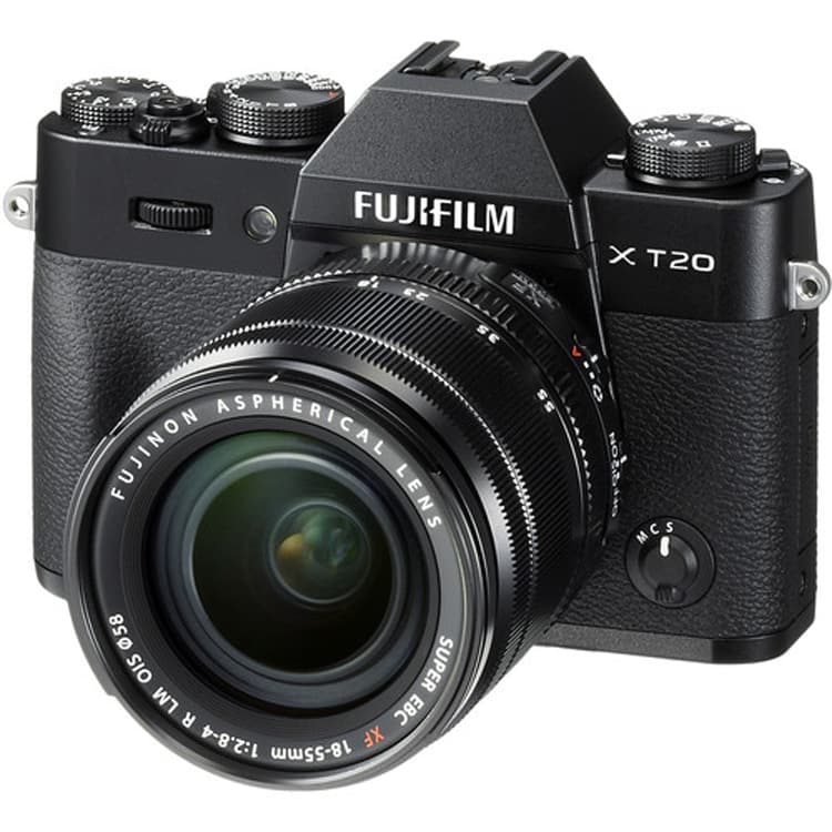 دوربین عکاسی فوجی X-T20 kit 18-55mm