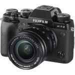 .دوربین بدون اینه فوجی Fujifilm X-T2 Mirrorless Kit 18-55mm