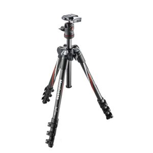 سه پایه مانفرتو Befree CF Tripod with Ball head
