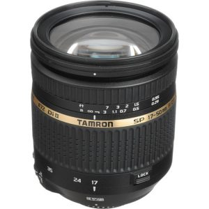 لنز تامرون SP AF17-50mm F/2.8 XR for Nikon