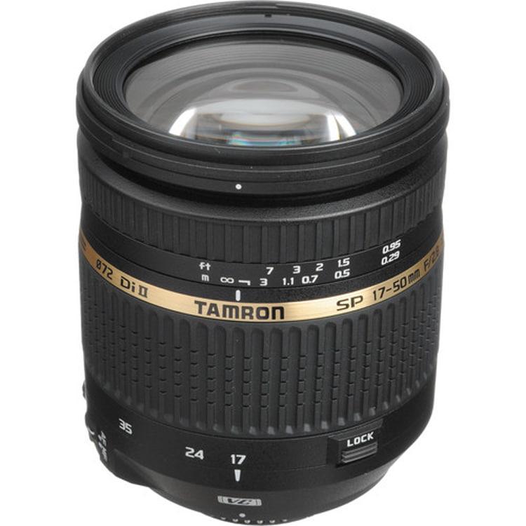 لنز تامرون SP AF17-50mm F/2.8 XR for Nikon