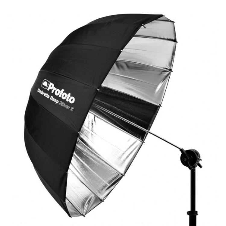 چتر دیفیوزر Profoto Deep Silver Umbrella S