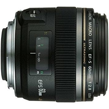 لنز کانن EF-S 60mm f/2.8 Macro USM