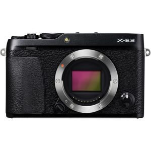 دوربین فوجی X-E3 Mirrorless Black