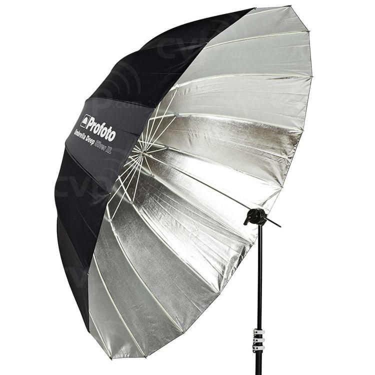 چتر دیفیوزر Profoto Deep Silver Umbrella M