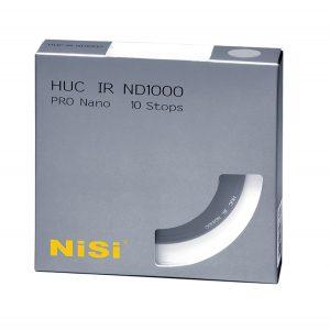 فیلتر عکاسی نیسی Nisi PRO Nano HUC IR ND1000 55mm