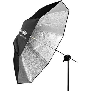 چتر دیفیوزر Profoto Shallow Silver Umbrella M