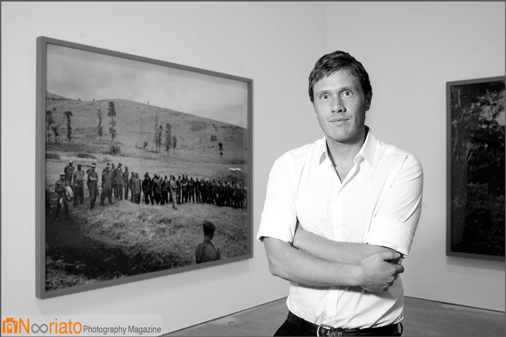 ریچارد موسه مستند مفهومی مجله عکس نوریاتو