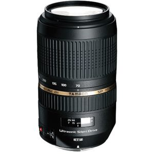 لنز تامرون SP 70-300mm f/4-5.6 Di VC USD for Canon