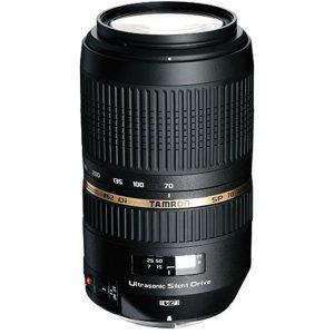 لنز تامرون SP 70-300mm f/4-5.6 Di VC USD for Canon