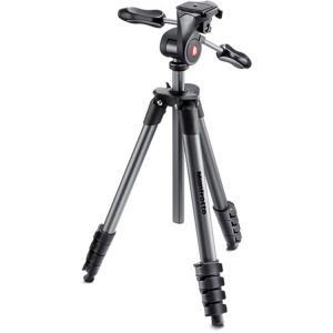 سه پایه مانفرتو Compact Advanced Aluminum Tripod