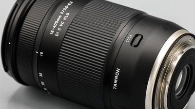 لنز Tamron 18-400mm f/3.5-6.3 Di II VC HLD for Canon EF