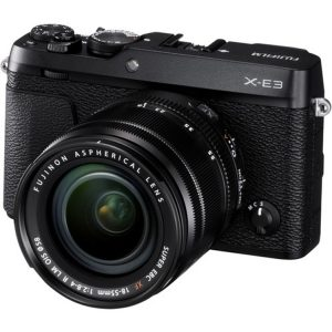 دوربین فوجی X-E3 kit XF 18-55mm black