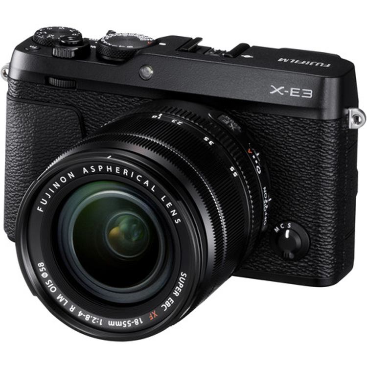 دوربین فوجی X-E3 kit XF 18-55mm black