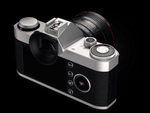 فول فریم بدون آینه Canon