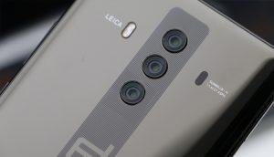 دوربین سهگانه در پرچمدار بعدی هواوی مجله عکس نوریاتو