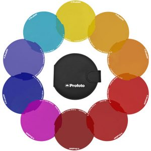 فیلتر رنگی نور Profoto OCF Color Effects Gel Pack