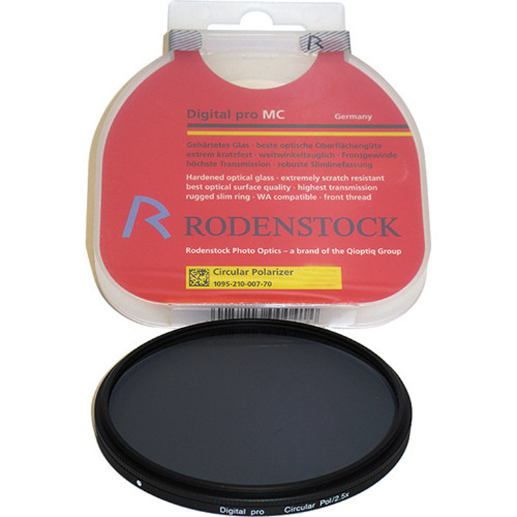 فیلتر Rodenstock CPL-PMC-55mm