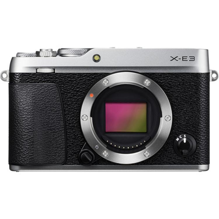 دوربین فوجی X-E3 Mirrorless silver