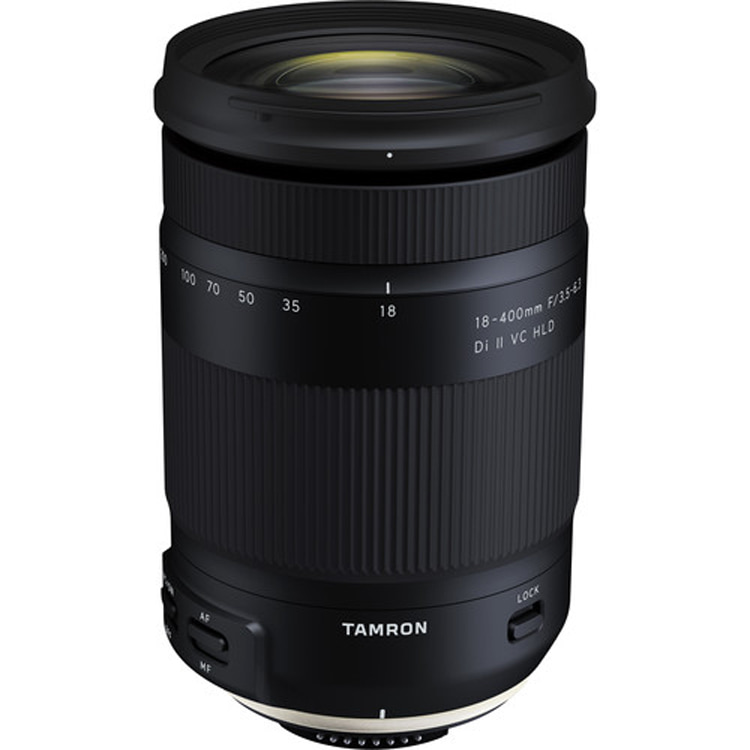 لنز Tamron 18-400mm f/3.5-6.3 Di II VC HLD for nikon f