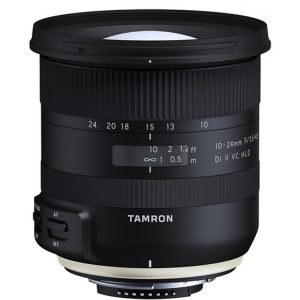لنز تامرون Tamron 10-24mm Di II VC HLD for Nikon F
