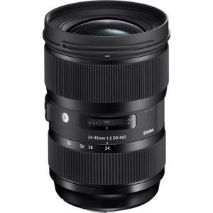 لنز سیگما Sigma 24-35mm F2 DG HSM Art for Nikon