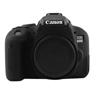 پوشش سیلیکونی Silicone Protection Cover for Canon 800D