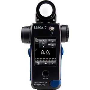 فلاش متر سکونیک Sekonic L-858D-U