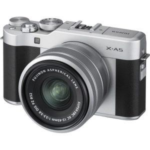 دوربین عکاسی فوجی X-A5 Silver