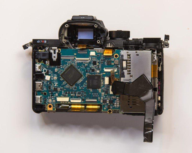 دوربین sony a7