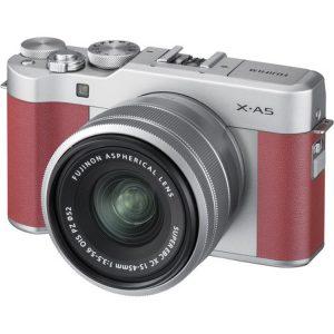 دوربین عکاسی فوجی X-A5 Pink