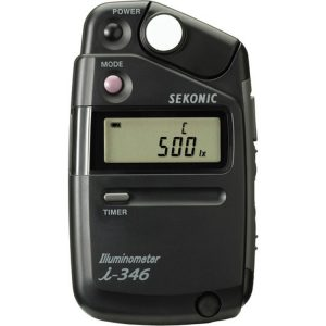 لوکس متر سکونیک Sekonic Illuminometer i-346 Light Meter