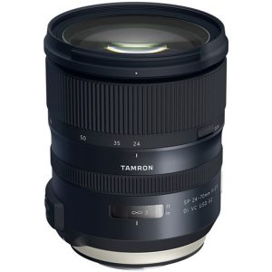 لنز تامرون Tamron SP 24-70mm F/2.8 Di VC USD G2 for Canon EF