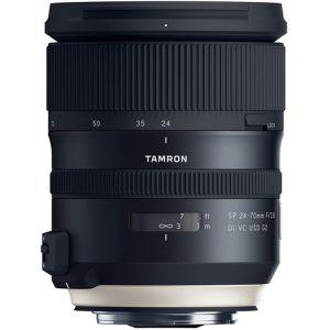 لنز تامرون Tamron SP 24-70mm F/2.8 Di VC USD G2 for Canon EF