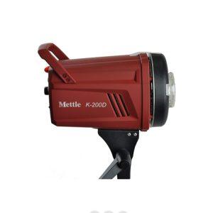 فلاش متل Mettle K-200D